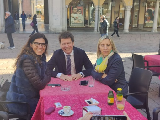L'assessore regionale Terzi a Varese: «Mai ricevuto richieste per un potenziamento dei collegamenti con Milano»