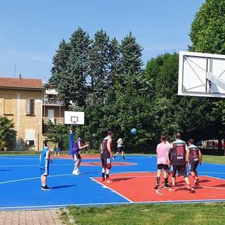 Si torna a giocare a basket a Borsano