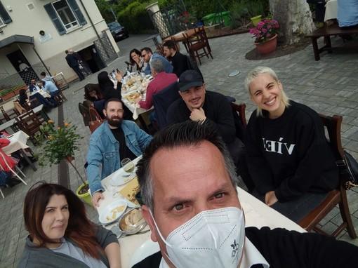 I Coma_Cose a pranzo Da Gennaro: «Il ristorante migliore di Varese»