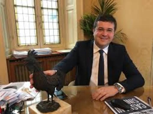 «Il sindaco di Gallarate Cassani indagato per turbativa d'asta». Lui si difende: «Il mio comportamento sempre corretto»