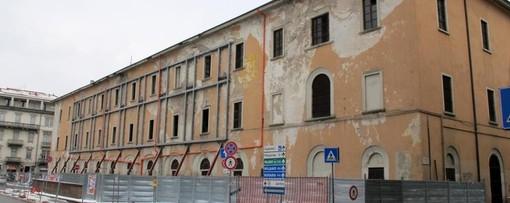Ex Caserma, la direzione lavori scrive a Galimberti: «Difficile cambiare progetto adesso»