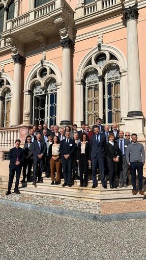 Aerospazio: la Francia visita la Lombardia e la provincia di Varese