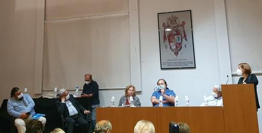 Candidati sindaco a confronto al Museo del Tessile