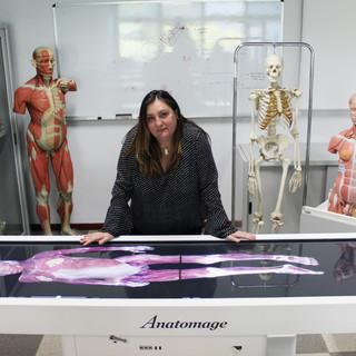 Quattro cadaveri virtuali all'Insubria per studiare anatomia