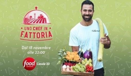 Lo chef varesino Valbuzzi torna in Tv e svela i segreti della sua fattoria di Mornago