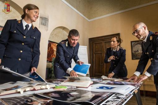 Il Calendario della Polizia di Stato celebra il 40° Anniversario della legge riforma