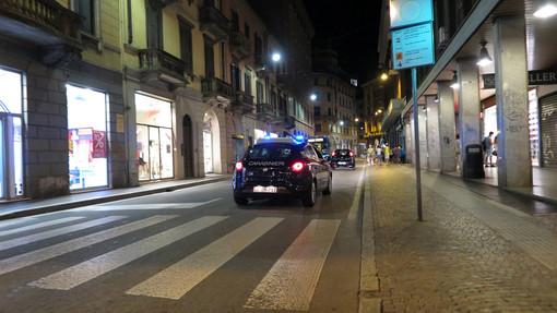 In strada invece che ai domiciliari: varesino arrestato per evasione