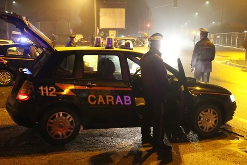 Guida in stato d'ebbrezza, rafforzati i controlli: nove automobilisti denunciati dai carabinieri in un fine settimana