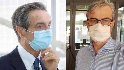 Effetto Coronavirus sulla popolarità di sindaci e governatori di Regione: in calo Fontana e Galimberti