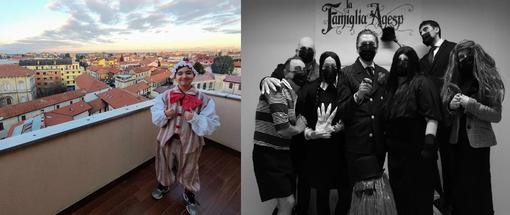 Il Tarlisu Alessandro e la Famiglia Agesp premiati per le maschere più belle
