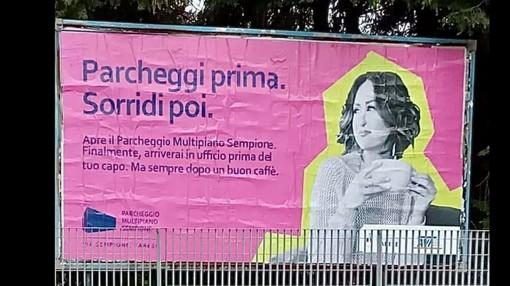 Parcheggio di Via Sempione, Lega: «La campagna elettorale di Galimberti si apre all'insegna del sessismo»