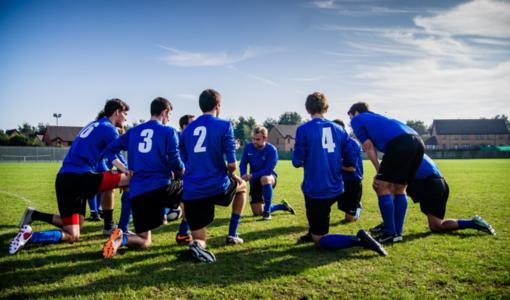 Calcio dilettantistico: semaforo verde per allenamenti di gruppo, competizioni e la presenza del pubblico