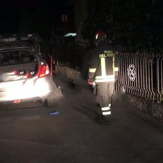 Tragico incidente a Luino, donna muore travolta dalla propria auto