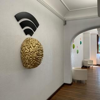 """Arte urbana in città. In Galleria Ghiggini c'è """"Urbanbrain"""""""