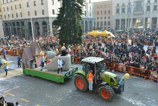 Un altro anno senza Carnevale, ma il Re Bosino farà il suo discorso