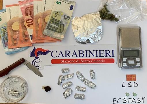 Sesto, denunciato ventenne che vendeva droga sintetica ai coetanei. Era stato segnalato dai cittadini ai carabinieri