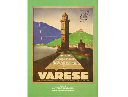 Il Circolo degli artisti di Varese festeggia i cento anni con una cerimonia a Palazzo Estense