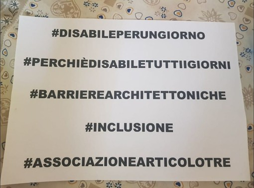 «Sindaci, passate un giorno in carrozzina». Articolo Tre Varese lancia la battaglia social contro le barriere architettoniche