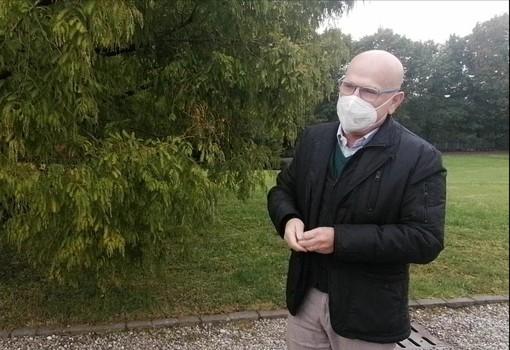 VIDEO. Una rarità botanica alle Ville Ponti che ricorda anche il professor Furia