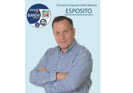 Domenico Esposito punta al record di preferenze: «Presente sul territorio, all'ascolto dei cittadini per risolvere i problemi»