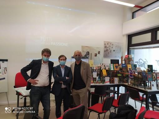 Monti visita la Job Farm di Varese: «La formazione volano di rilancio del tessuto produttivo lombardo»