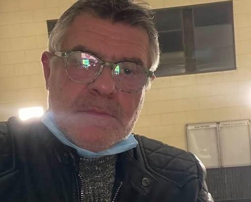 Il sindaco di Samarate, Enrico Puricelli