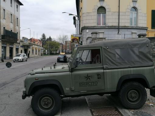 L'esercito per i controlli a Varese, Galimberti: «Ascoltati gli appelli dei territori»
