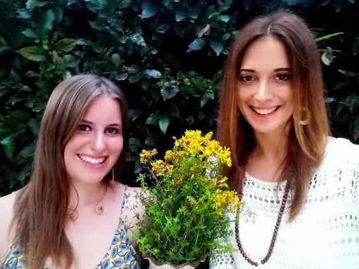 VIDEO. Il sogno di Gaia e Alice è realtà: promuovere territorio e stile di vita naturale attraverso le erbe officinali