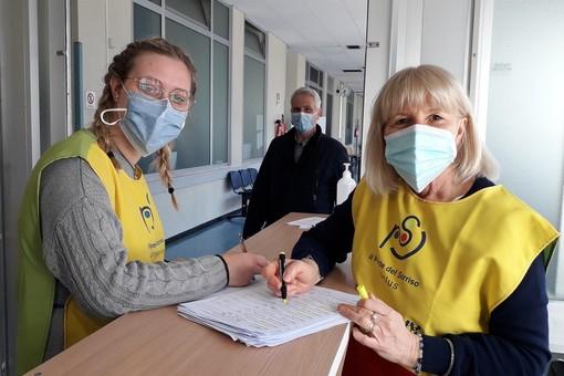 LA LETTERA. Emanuela Crivellaro volontaria al centro vaccini: «Vedo la soddisfazione di aver compiuto una missione importante per la comunità»