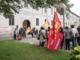 Una protesta delle educatrici (foto d'archivio)