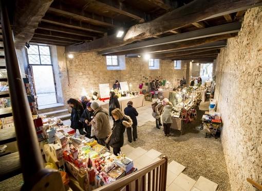 I mercatini del Fai a Villa Della Porto Bozzolo di Casalzuigno