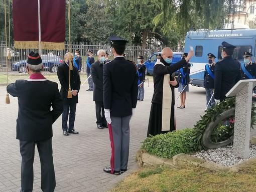 Varese, festa della Polizia di Stato in forma ridotta. Il bilancio di un anno di attività