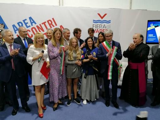 FOTO e VIDEO. Signore e signori, ecco a voi la Fiera di Varese. Una campionaria che guarda al futuro puntando su turismo e sport