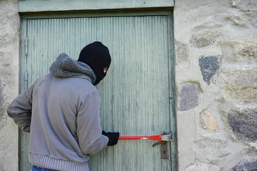 Crescono i furti in abitazione nella provincia di Varese
