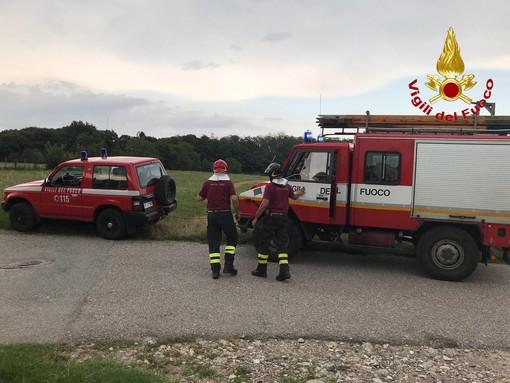 Varese, anziana si perde nei boschi: salvata dai soccorritori