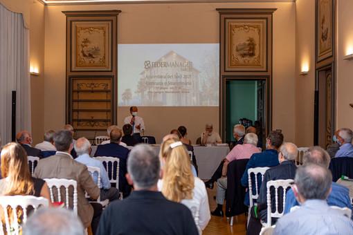 L'annuale Assemblea dei Soci Federmanager Varese torna in presenza per lanciare un messaggio positivo: recuperare la dimensione sociale