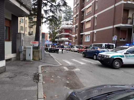 Investita da un autocarro in via Sant'Imerio: muore un'anziana. Si cerca il veicolo pirata