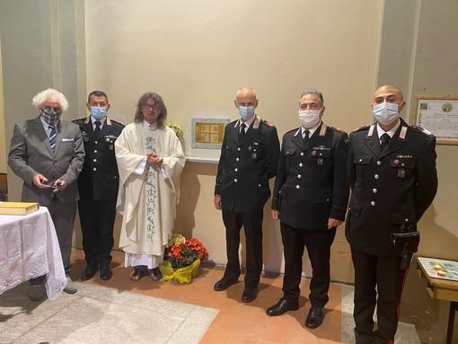 Porto Valtravaglia, il tabernacolo profanato (e rubato) restituito ai fedeli dai carabinieri