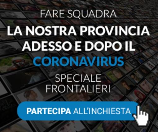 FARE SQUADRA: cinque inchieste per conoscere la nostra provincia adesso e dopo il Coronavirus. La prima: SPECIALE FRONTALIERI, dicci la tua