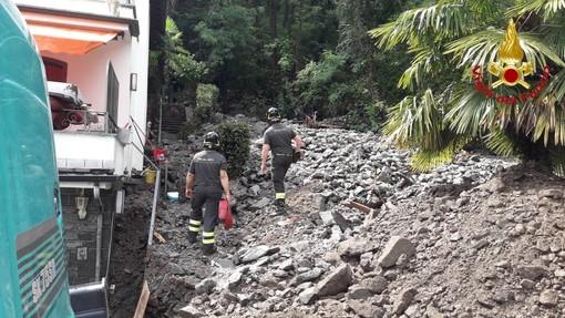 Maltempo, frane e danni nel nord della provincia: evacuate quattro persone a Cocquio