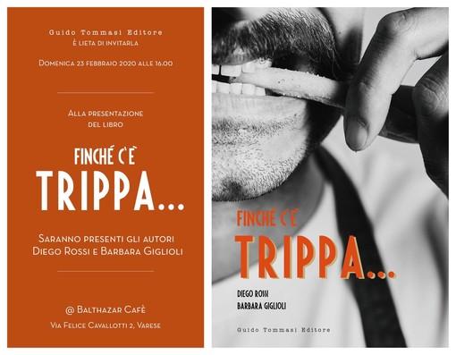 Diego Rossi, lo chef delle frattaglie, arriva a Varese per presentare il suo libro