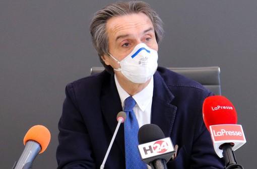 Ecco le linee guida per le riaperture in Lombardia. Fontana: «Mascherine obbligatorie anche all'aperto. Misurazione della temperatura nei ristoranti»