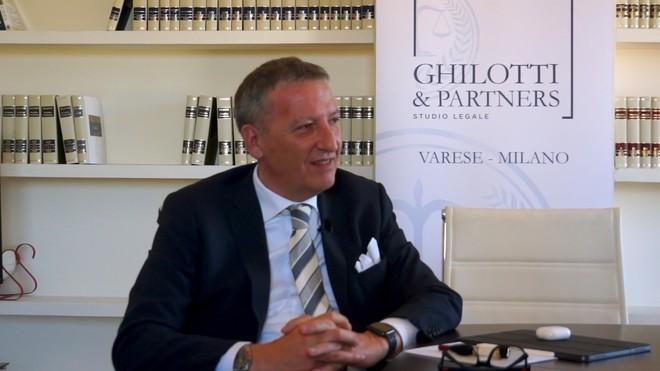 VIDEO. Persone e aziende che contano in provincia di Varese: lo studio legale Ghilotti. «Meglio una buona transazione che una brutta sentenza»