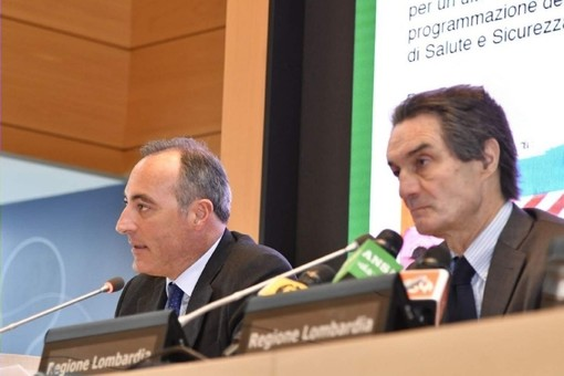 Fontana e Gallera: «Incentivi per 223 milioni a medici, infemieri e operatori sanitari»