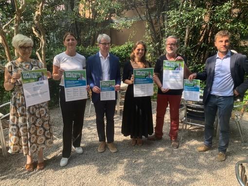 Tour dei quartieri 2021: Galimberti chiederà ai cittadini di costruire il loro futuro