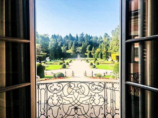 I Giardini Estensi (foto dalla pagina Facebook del Comune di Varese)