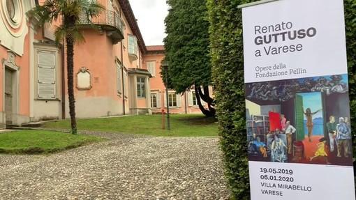 Gemellaggio culturale tra Varese e la Russia per Renato Guttuso