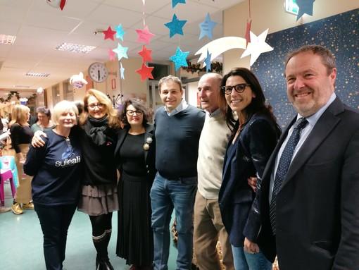 L'abbraccio di Varese all'Hospice: «Siamo una grande famiglia»
