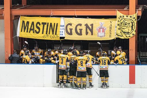 I Mastini sono iscritti al campionato. In attesa di una pista...