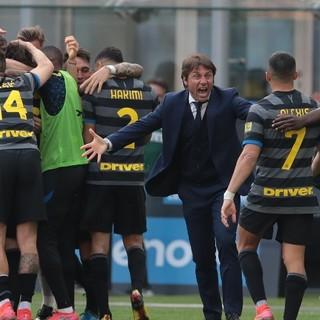 (foto dalla pagina Facebook dell'Inter)